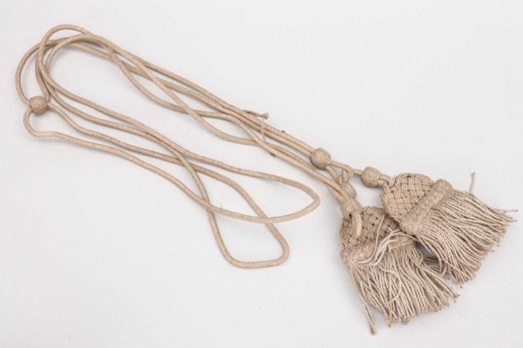 Prussia - Ulan EM's helmet cords