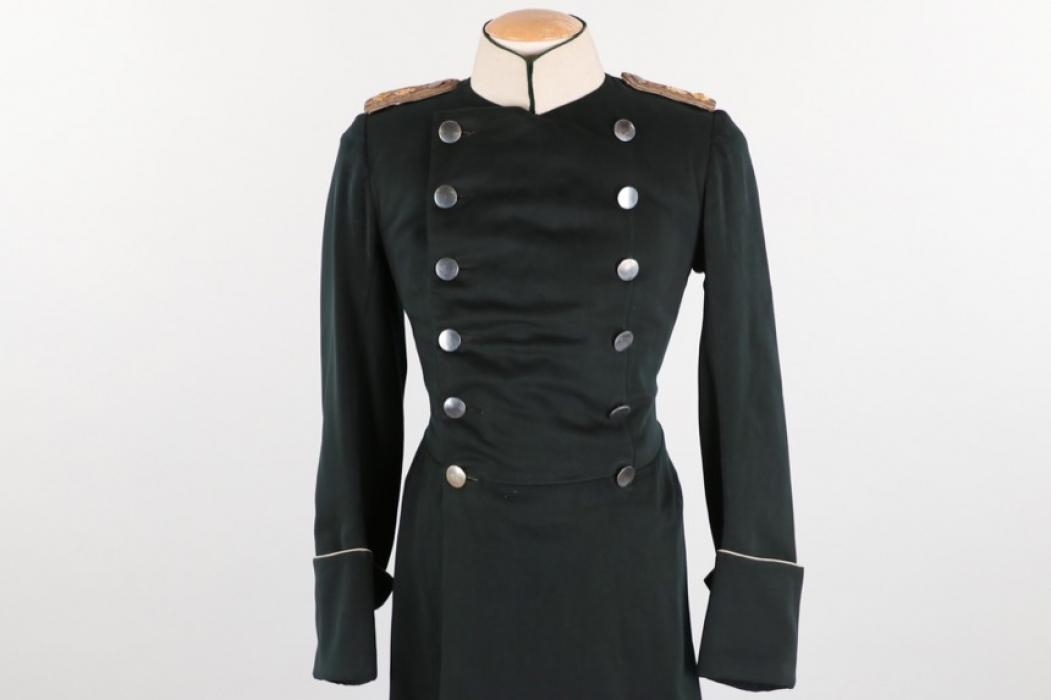 Hesse - frog coat Leib-Dragoner Regiments Nr. 24 - Oberleutnant