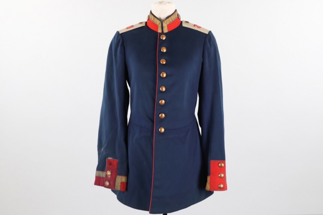 Prussia - tunic Infanterie-Regiment Nr. 78 for a Sergeant