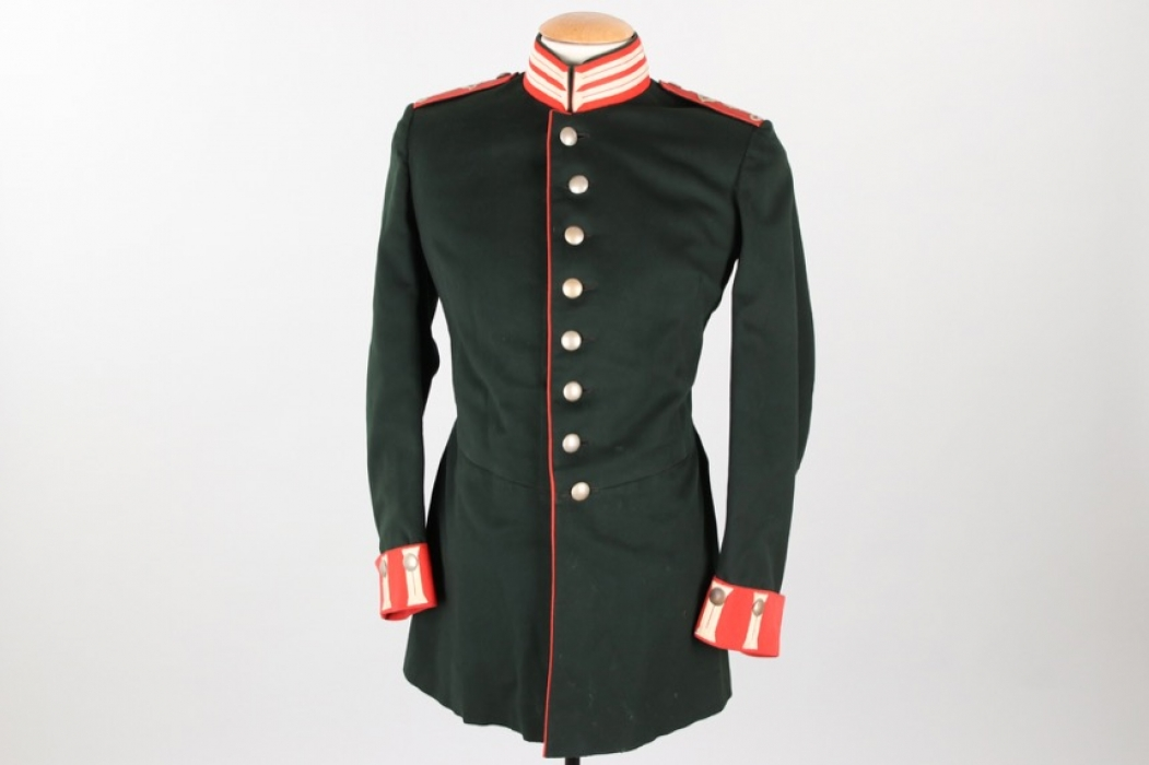 Hesse - Garde-Dragoner-Regiment tunic - EM