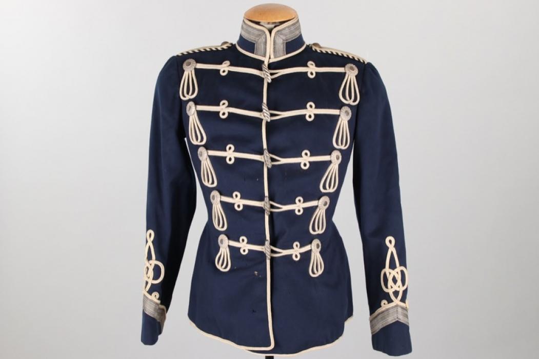 Prussia - Husaren-Regiments Nr. 14 atilla tunic for a one year volunteer
