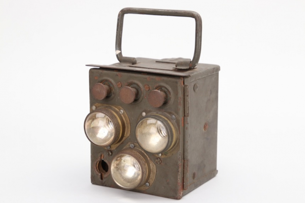 Imperial Germany - M1917 artillery signal lamp