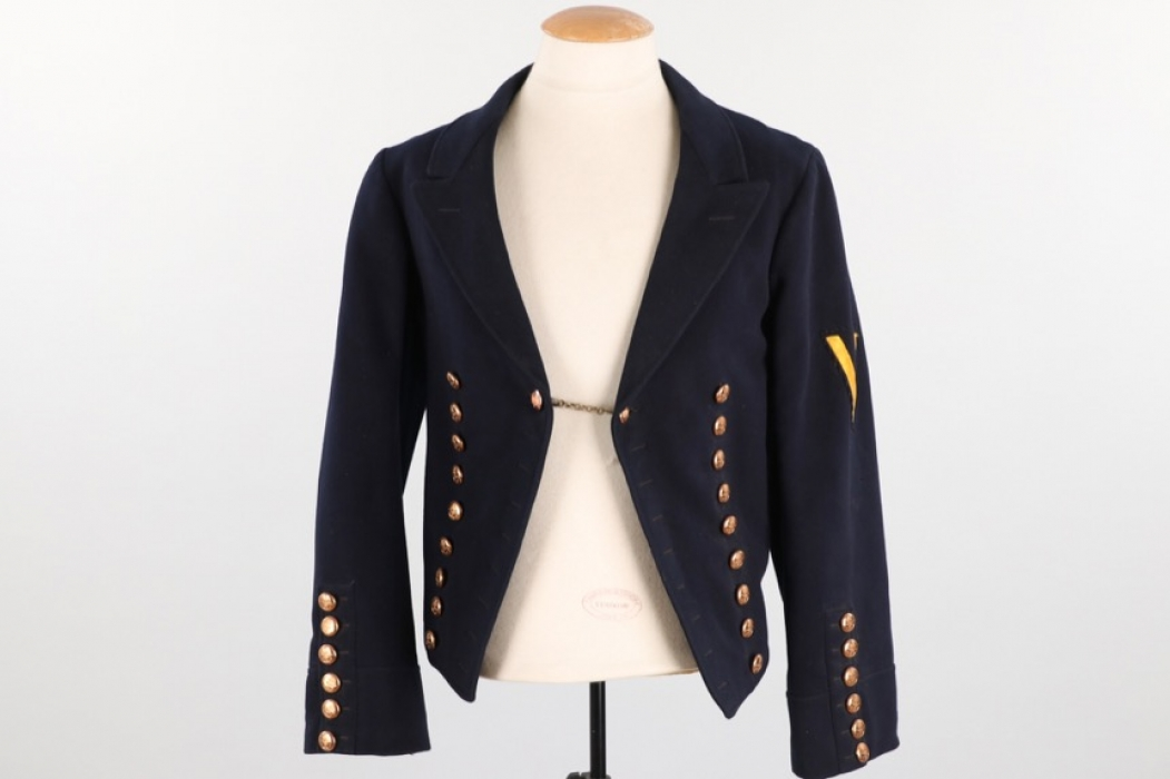 Imperial Germany  - Kaiserlichen Marine parade tunic for an Obermatrose
