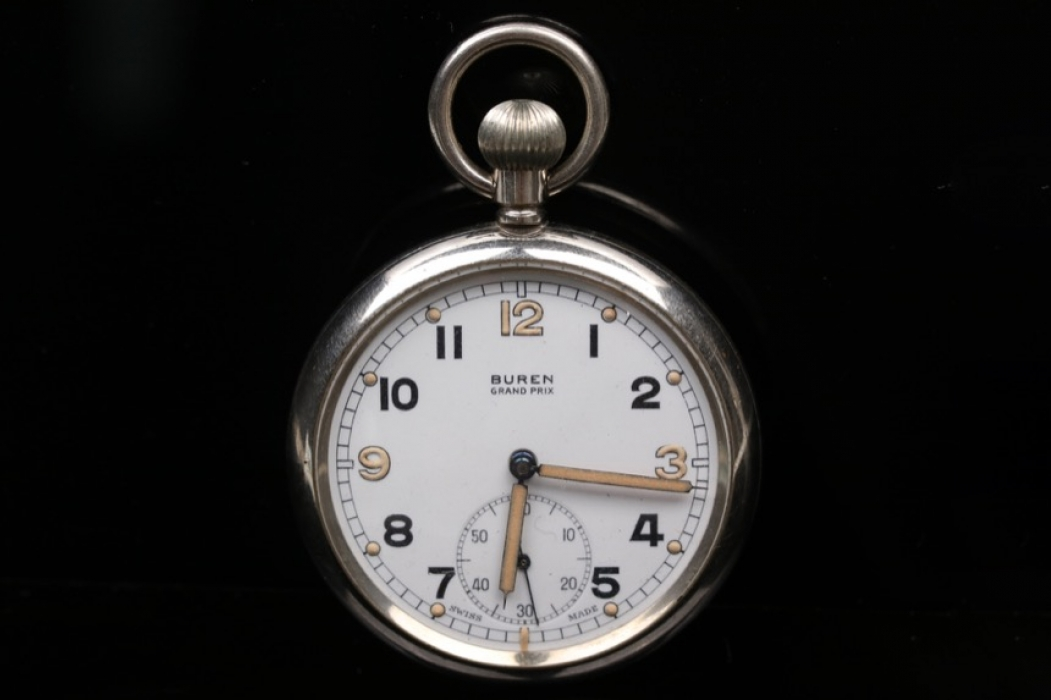 Buren - observer's pocket watch (Great Britain)