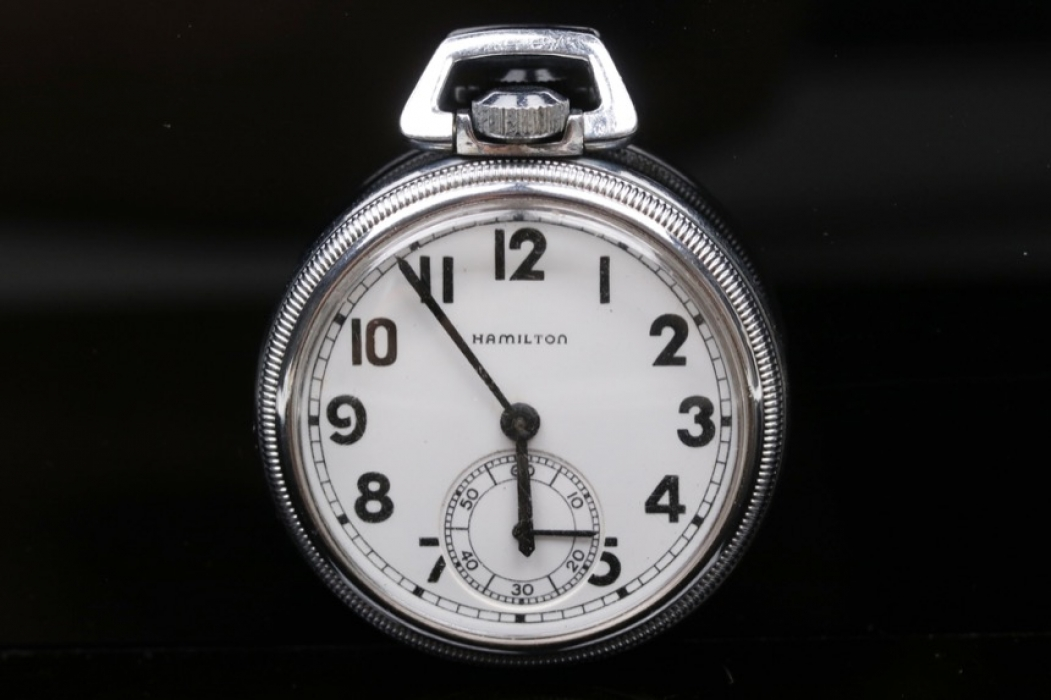 Hamilton -  Navy pocket watch (USA)