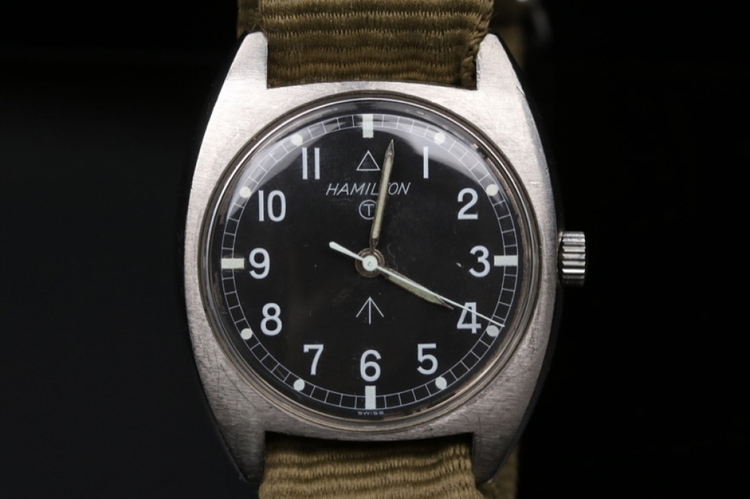 Hamilton - men's military wristwatch (Great Britain)