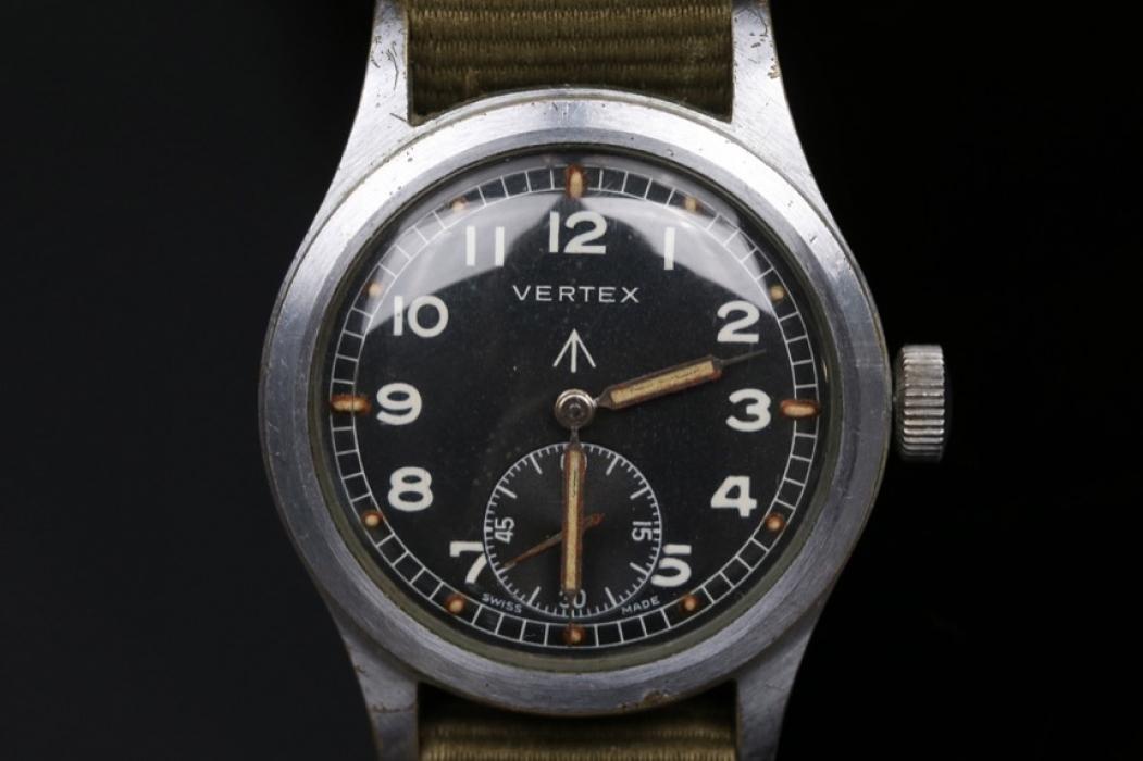 Vertex - men's military wristwatch (Great Britain)