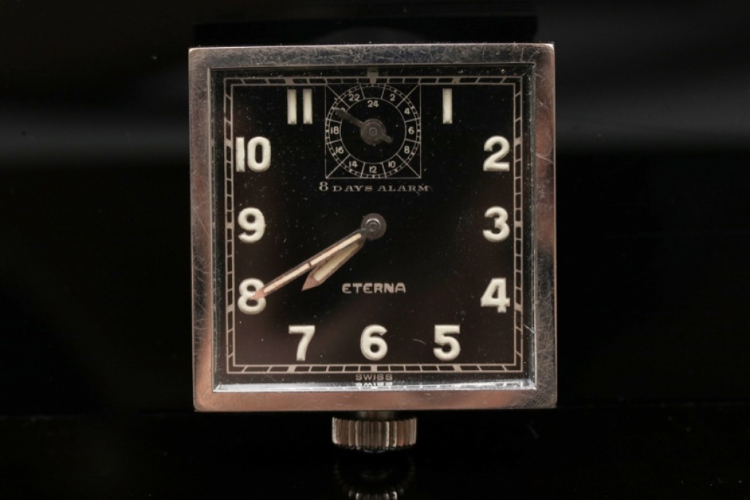 Eterna - 1920s/30s vehicle clock