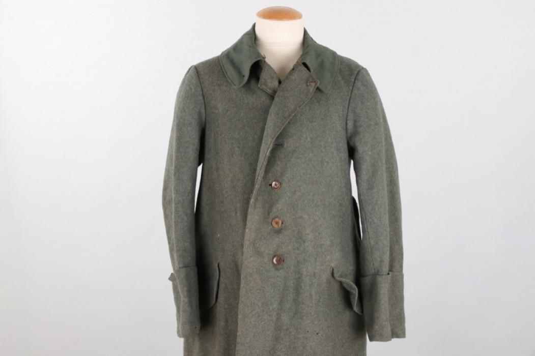 WW1 German field coat - 1917
