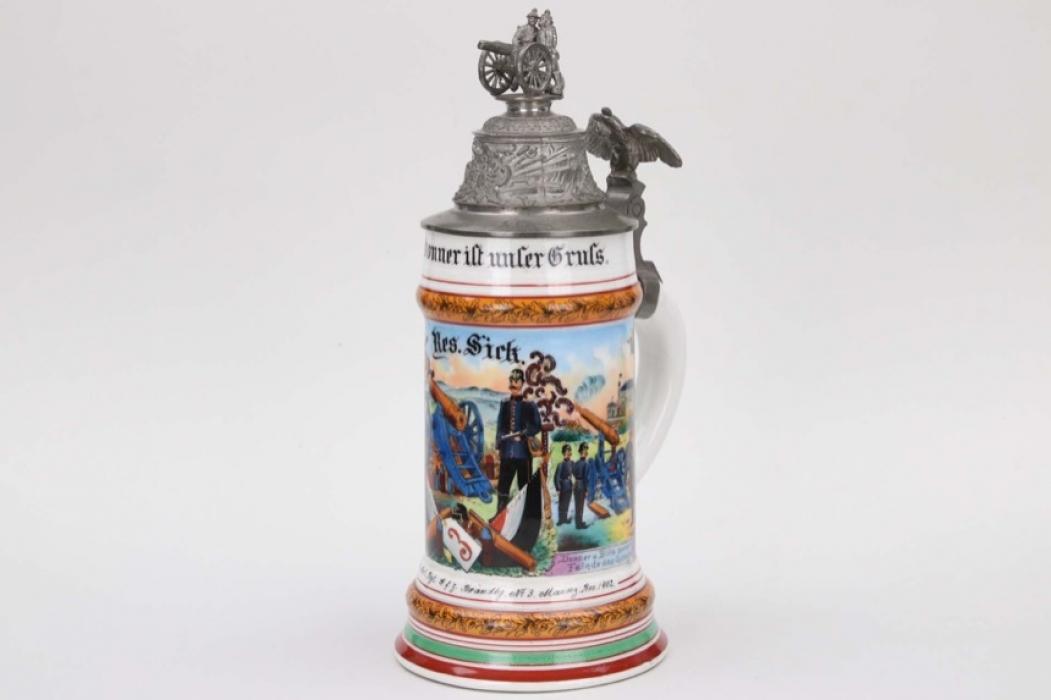 Fuß.Art.Rgt.3 Mainz reservist's mug