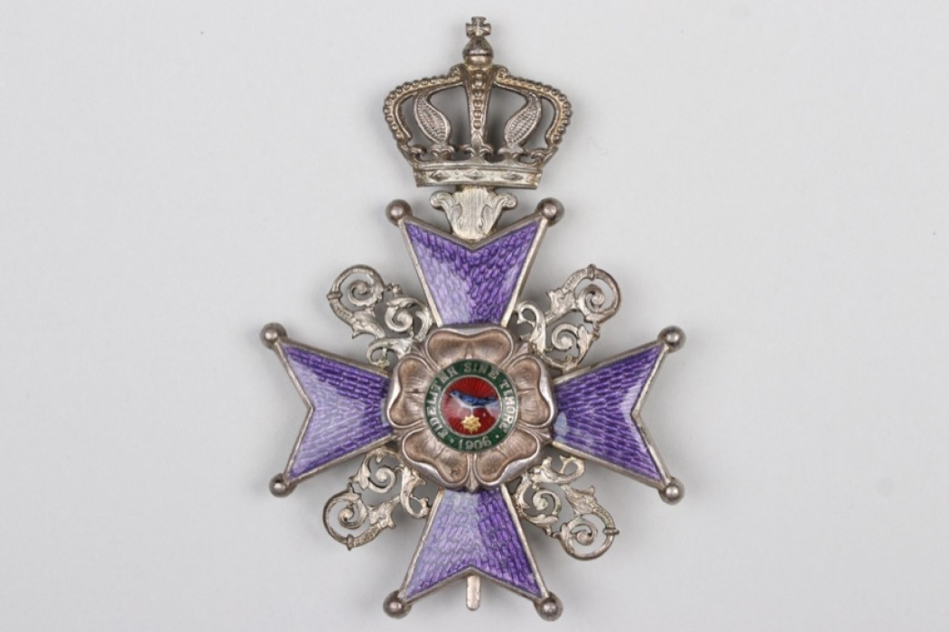 Lippe Detmold - Order of Leopold 2nd Class