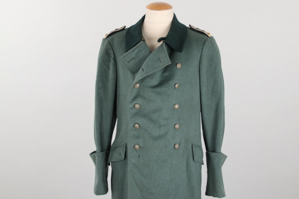 Heer Pio.Btl.18 field coat - Hauptmann