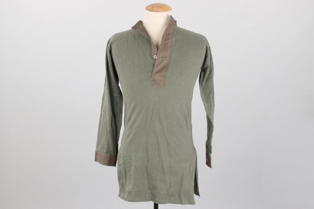 Wehrmacht unknown tropical shirt - 1940