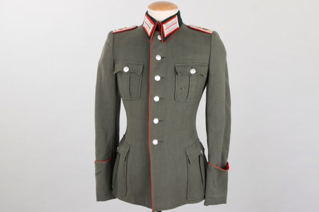 Heer Art.Rgt.55 ornamented field tunic - Hauptmann