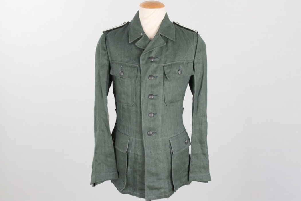 """Luftwaffe M43 """"South Front"""" field tunic - 1944"""