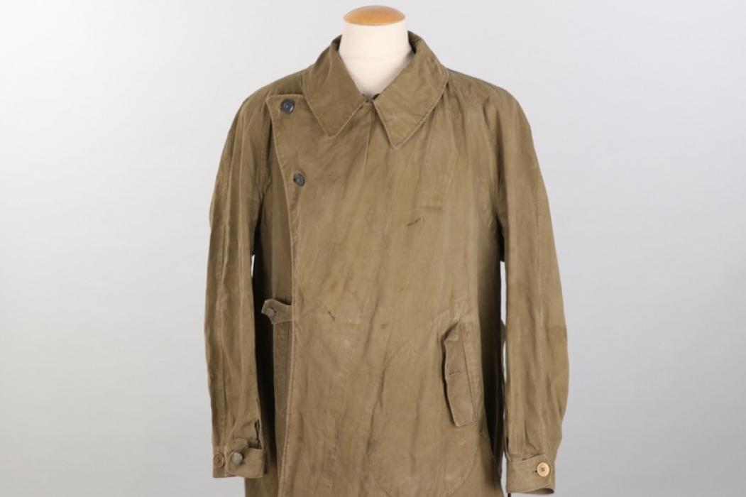 Heer tropical motorcyclist's coat - M43