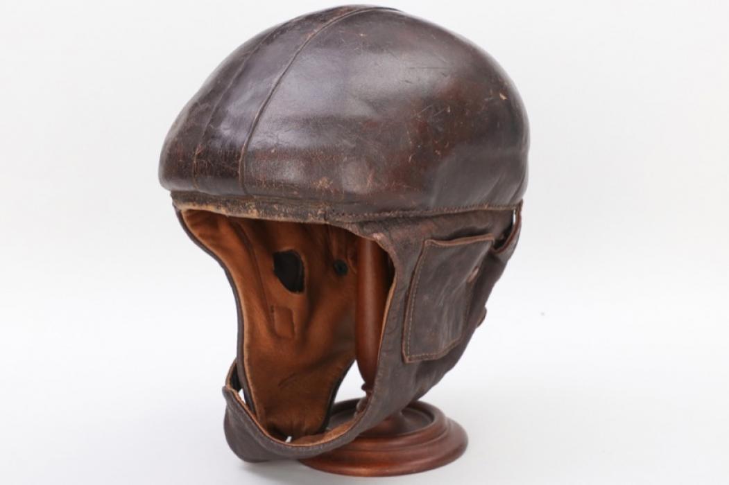 """France - """"Airaille Typ 11"""" pilot's flight helmet"""