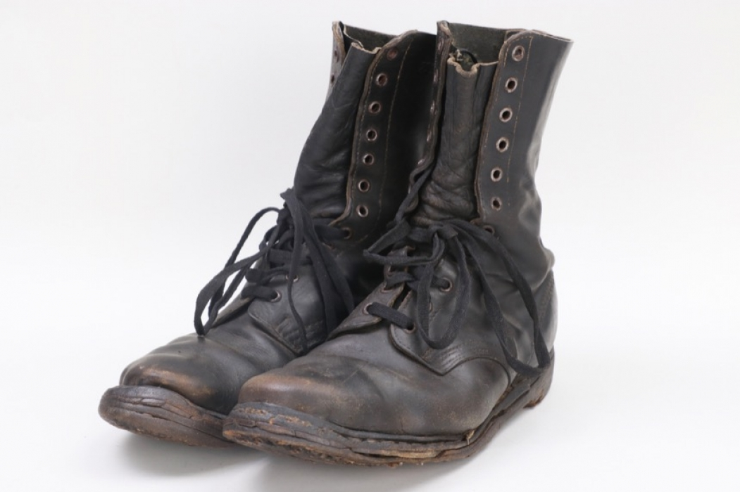 Luftwaffe paratrooper boots - 2nd pattern