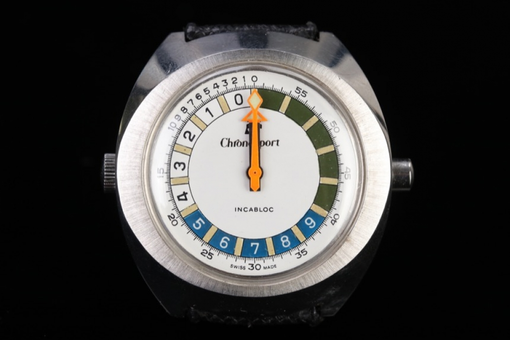 Chronosport - sailing stopwatch from the 70s