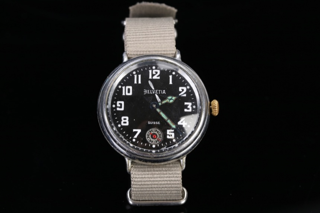 Helvetia - WWI pilot's watch