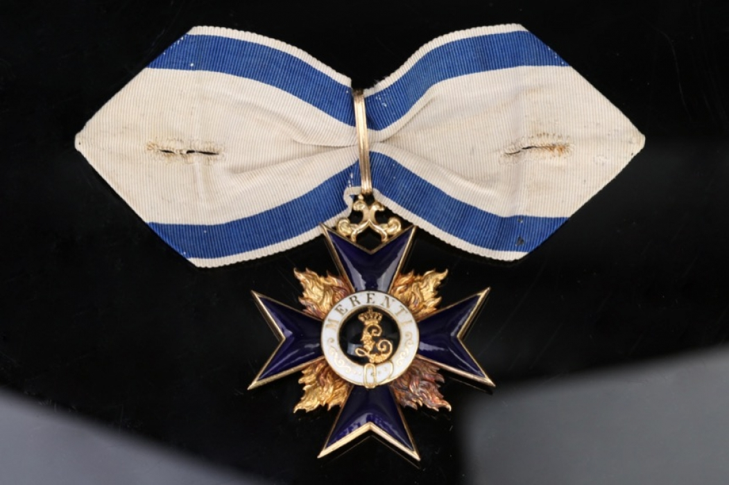Bavaria - Commander Cross of the Military Merit Order