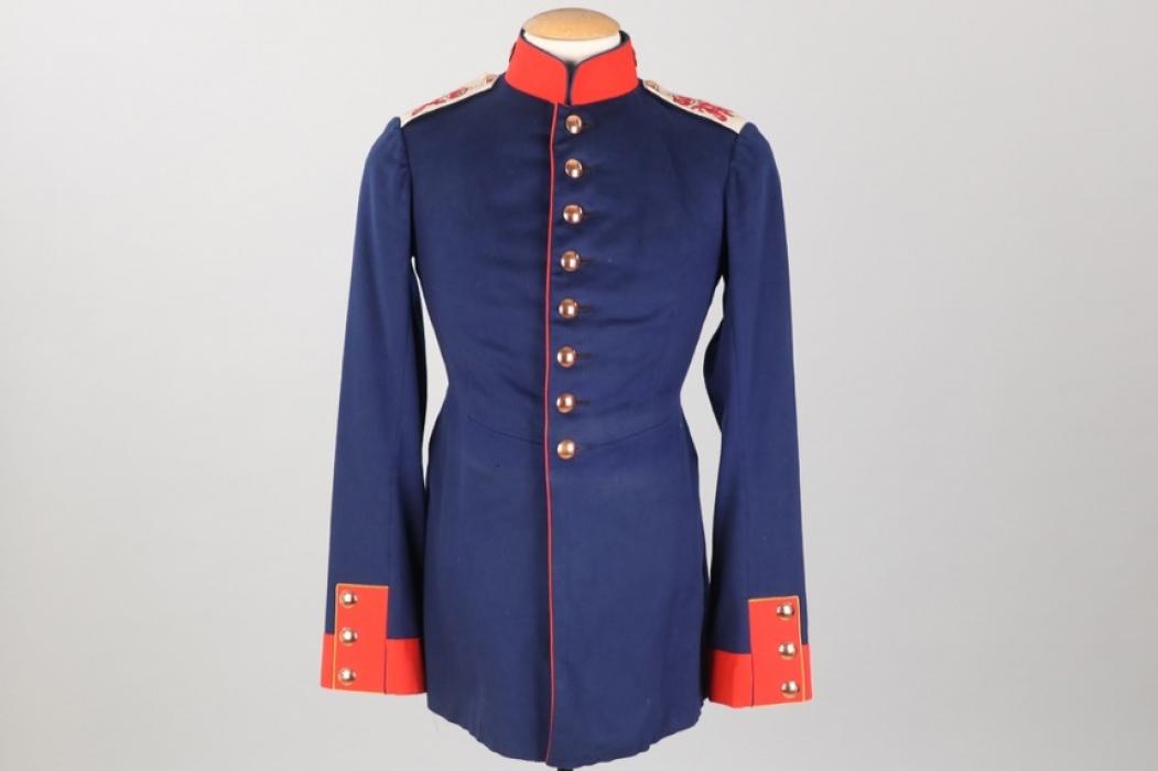 Prussia - Füsilier-Regiment Nr. 73 parade tunic