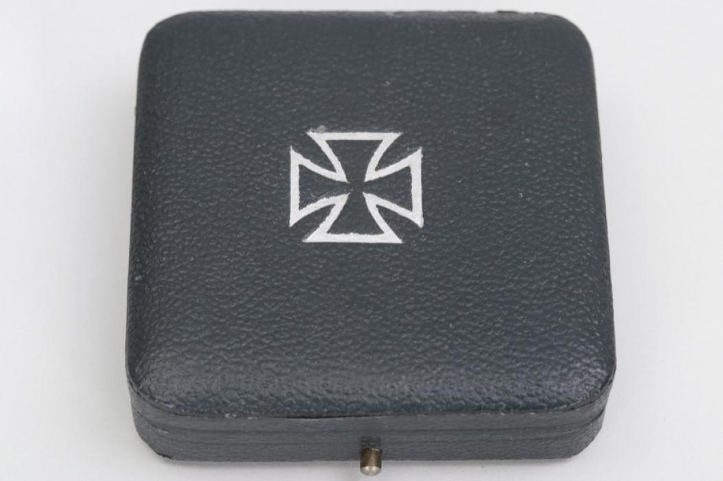 Olt. Hermann R. - green (!) case for 1939 Iron Cross 1st Class