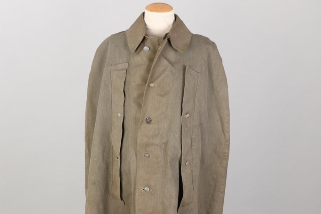 Waffen-SS rain cape - named