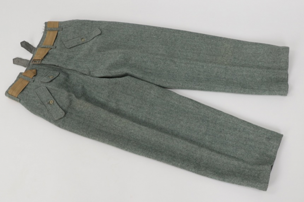 Heer M44 straight trousers - 1945