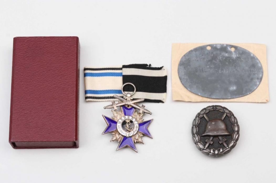 Bavaria - Military Merit Order 4th Class grouping