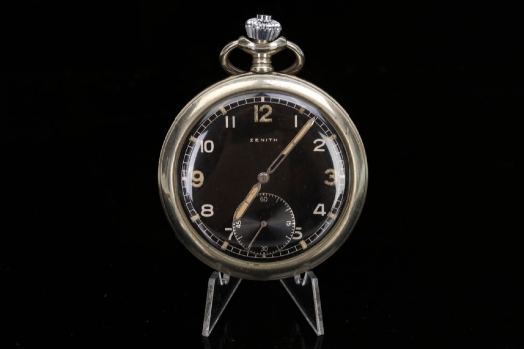 Zenit Heer official pocket watch