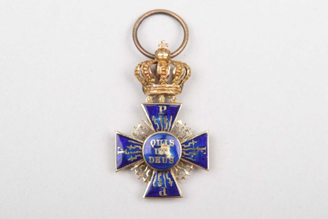 Bavaria - Order of Saint Michael miniature