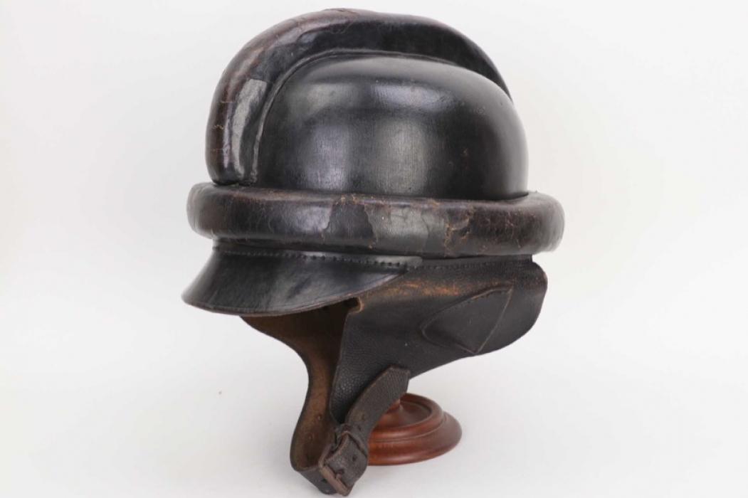 Imperial Germany - M1913 pilot's crash helmet (1917)