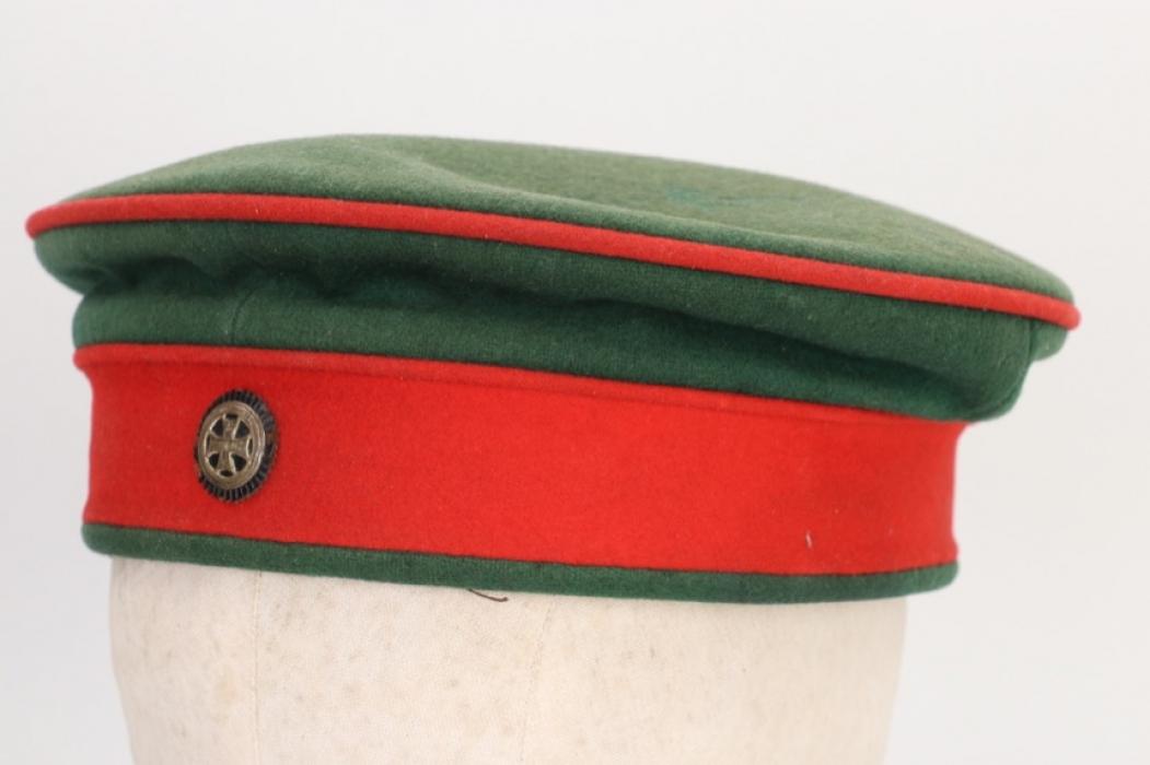 Prussia - Jäger reserve officer's Krätzchen