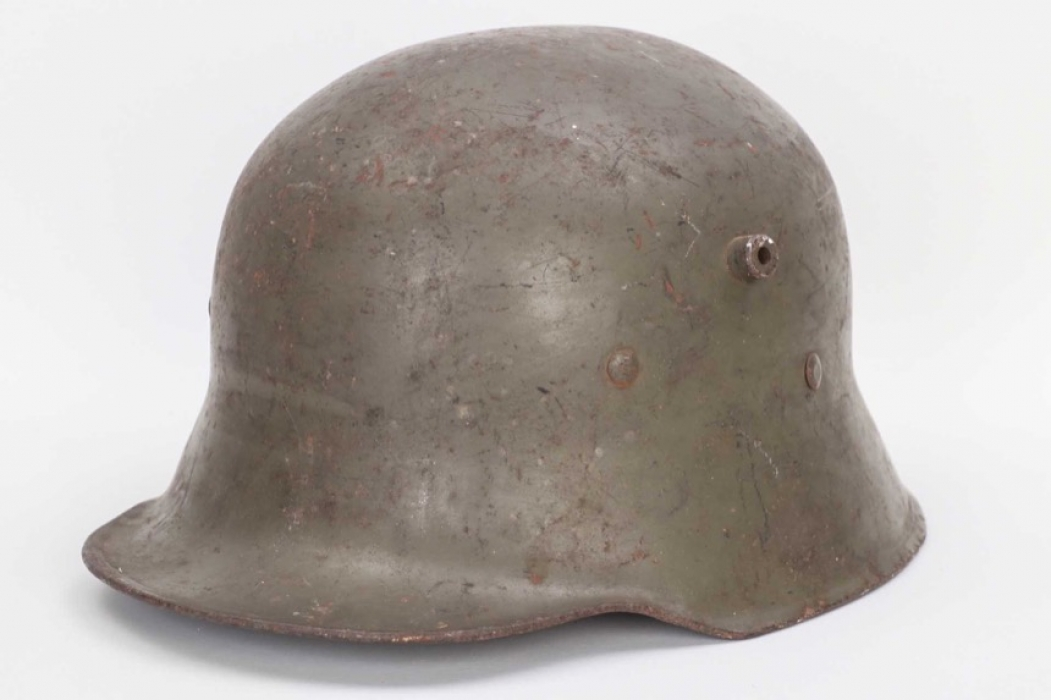 WWI M17 combat helmet - family purchased