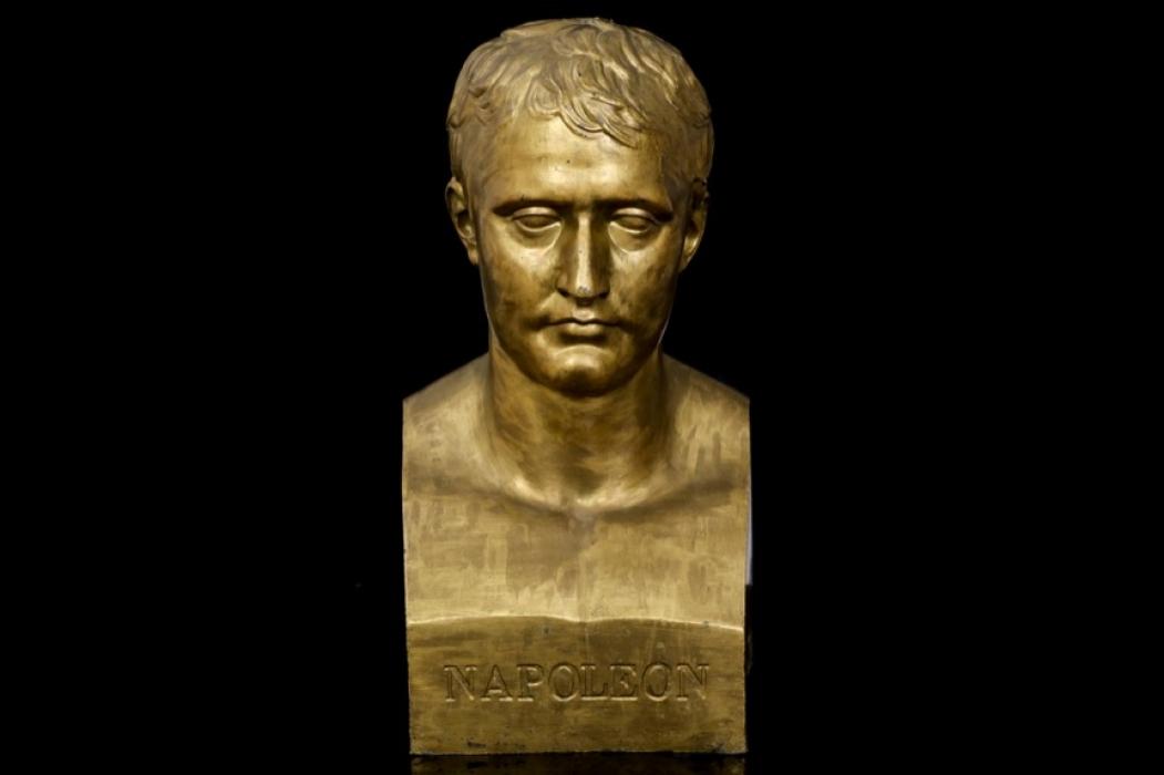 Napoleon Bonaparte large bust