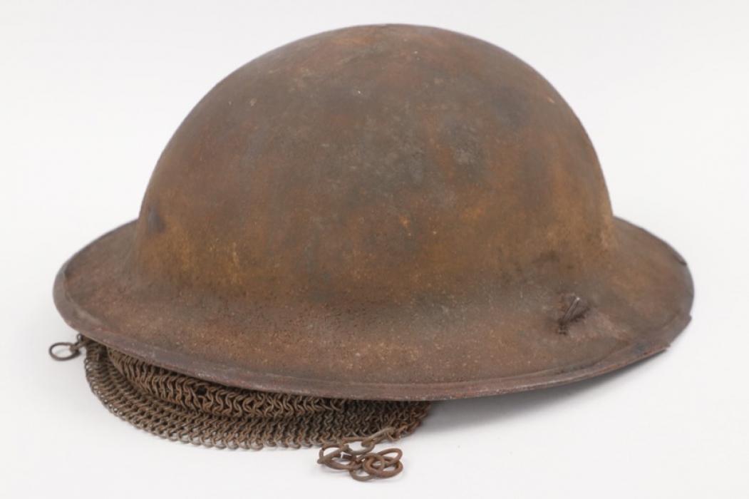 Mark I tanker's cruise helmet