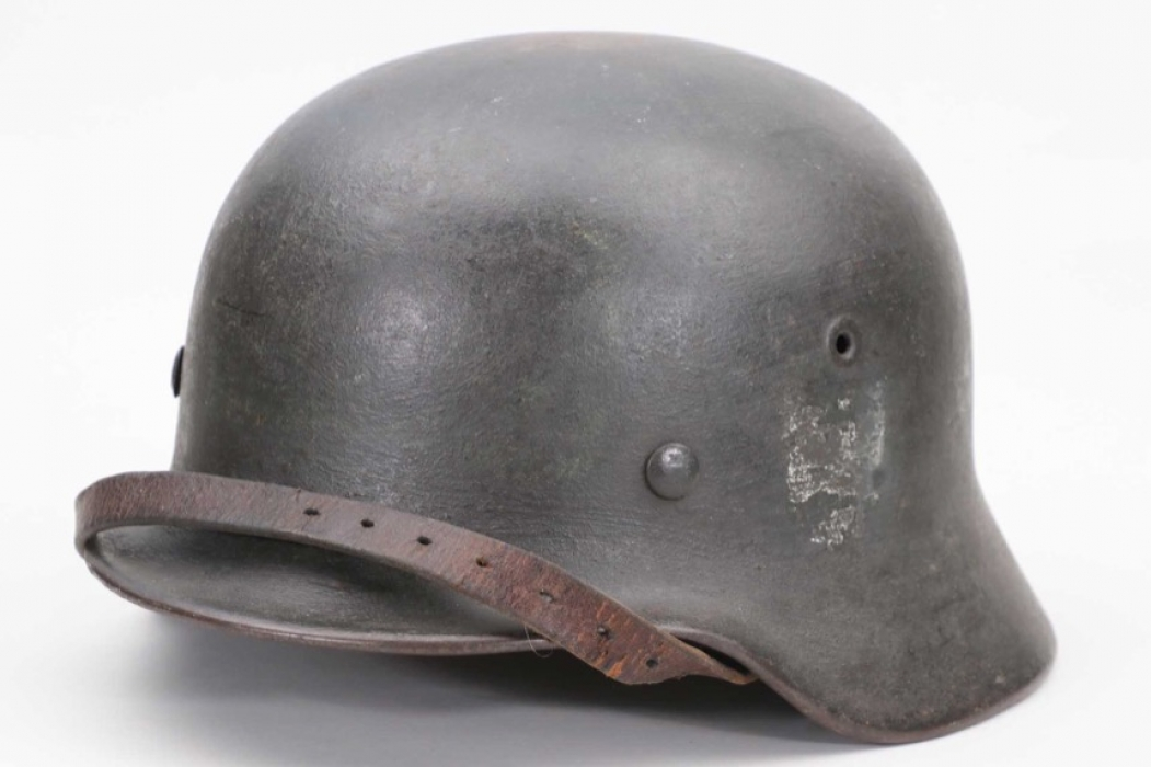 Heer M40 single decal helmet - 64