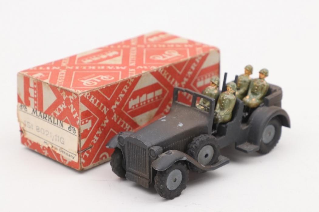 Märklin - Military vehicle & box