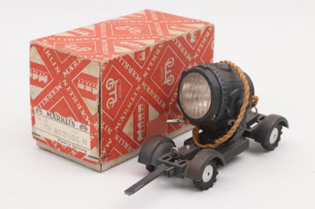 Märklin - Flak headlight & box
