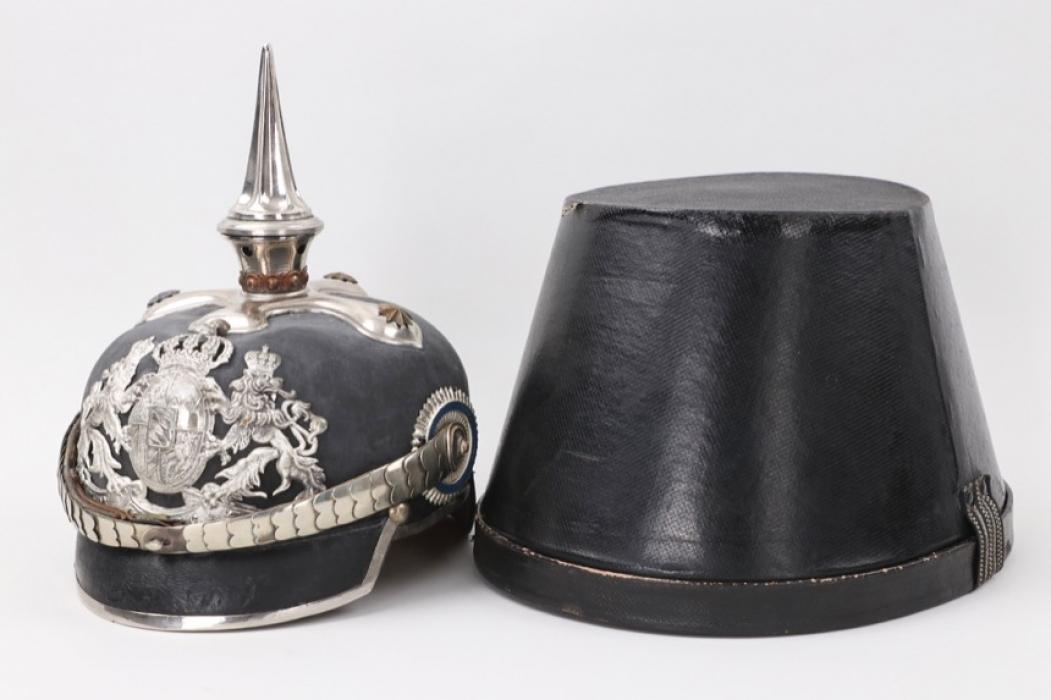 Bavaria - M1886 Chevauleger officer's spike helmet
