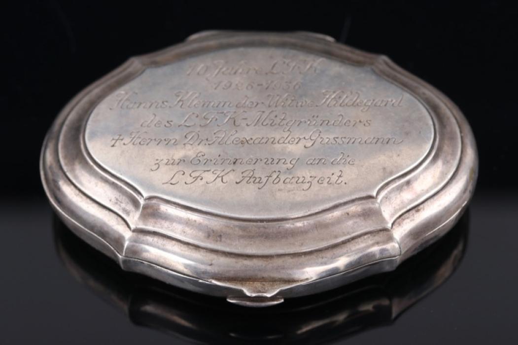 """Klemm, Hans - silver case """"835"""""""