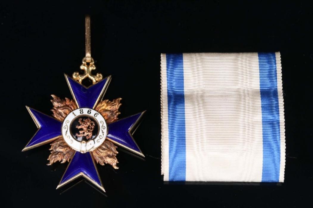 Bavaria - Military Merit Order- Commander Cross