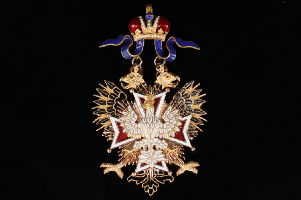 Russia - Order of the White Eagle