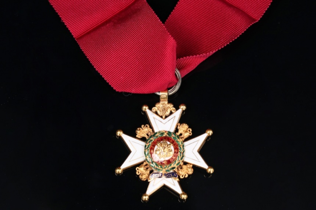 United Kingdom - Order of the Bath Companion Breast Badge