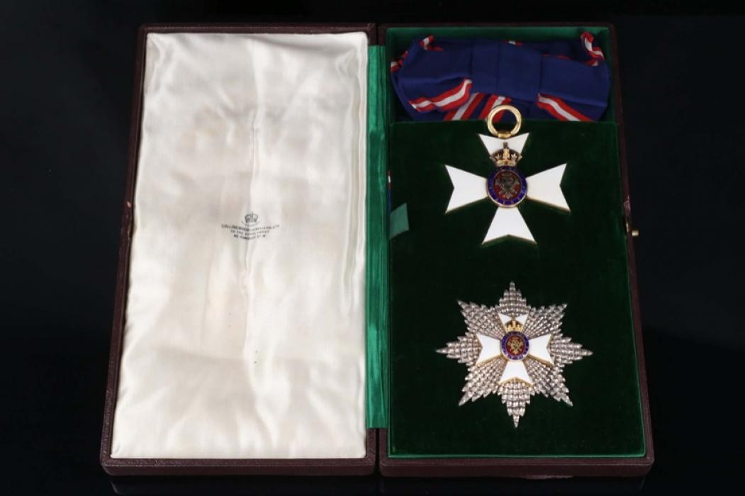 United Kingdom - Royal Victorian Order - Grand Cross