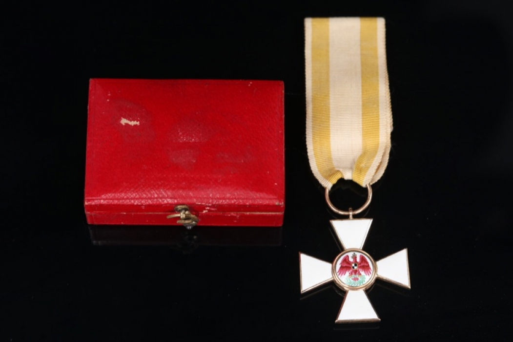 Prussia - Red Eagle Order 3rd Class (1846-1854)