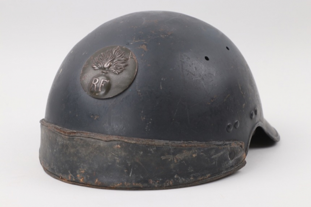France - M36 anti aircraft helmet