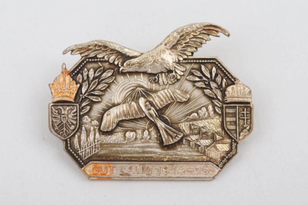 "WWI ""Gutland 1914-15"" flyer'sbadge"