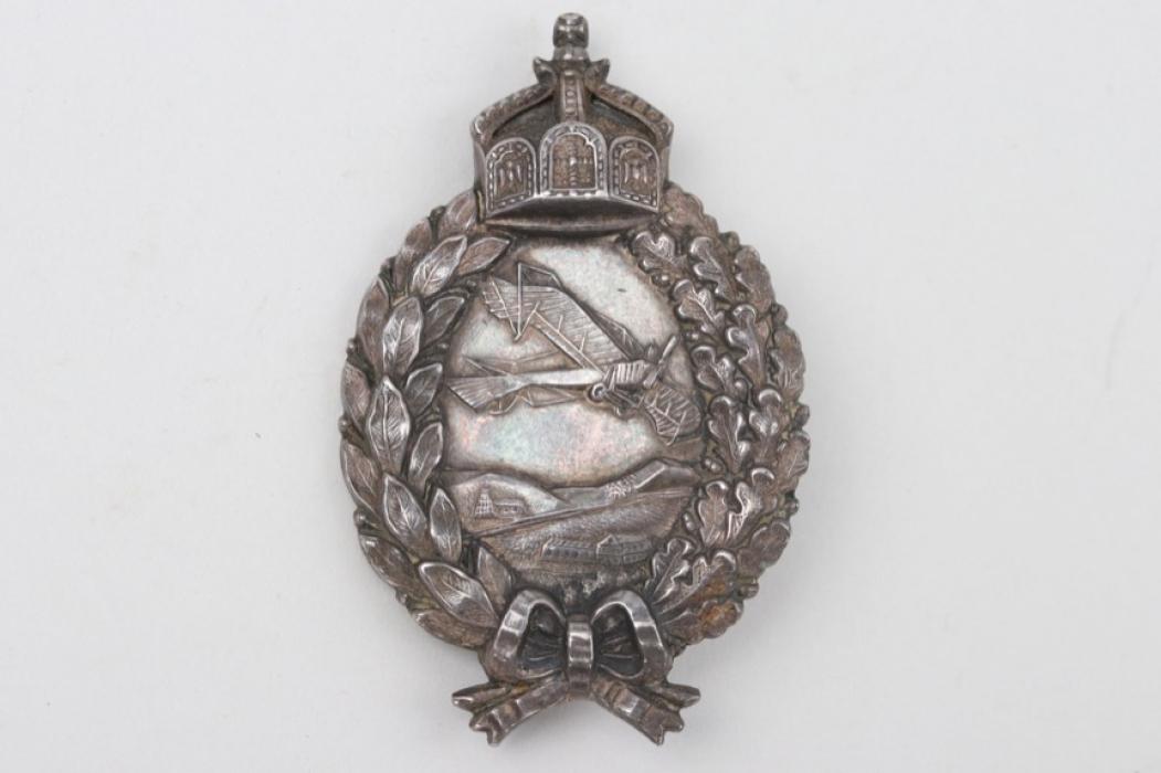 "WWI Pilot's Badge - C.E. Juncker ""800"""